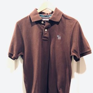 Abercrombie & Finch Polo Shirt - medium